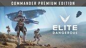 Elite Dangerous: Commander Premium Edition (PC) klucz Steam