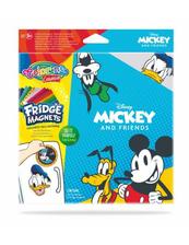 Magnes na lodówkę mix 6 wzorów Mickey 89915 Colorino Creative