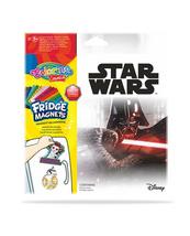 Magnes na lodówkę 6 wzorów Star Wars 89526 Colorino Creative mix