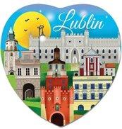 Magnes I love Poland Lublin ILP-MAG-C-LUB-16