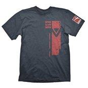 Destiny Cayde 6 T-Shirt Heathered Navy L