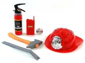 Zestaw strażak w siatce 164703