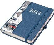 Kalendarz 2022 B6 Dzienny Jazz jeans ELEFANT