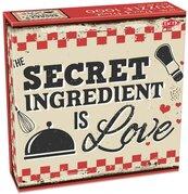 Puzzle 1000 Secret Ingredient is Love