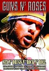 Guns N' Roses. Sex N' Drugs N' Rock N' Roll DVD