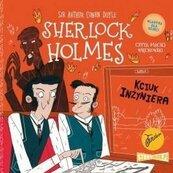 Sherlock Holmes T.14 Kciuk inżyniera Audiobook