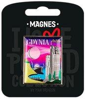 Magnes I love Poland Gdynia ILP-MAG-C-GDY-11