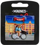 Magnes I love Poland Łódź ILP-MAG-C-LOD-11