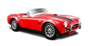 MI 31276 Shelby Cobra 1965 czerwony 1:24 p12