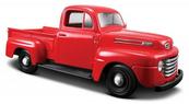 MI 31935-01 Ford F1 Pick-Up 1948 czerwony 1:25 p12