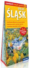 Dolny Śląsk laminowany map&guide 2w1: przewodnik i mapa