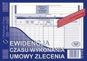 Ewidencja czasu wykonywania umowy zlecenia 511-3E