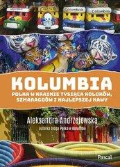Kolumbia. Polka w krainie tysiąca kolorów szmaragdów i najlepszej kawy