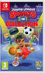 Junior League Sports 3-in-1 Collection (Switch) (EU) DIGITAL