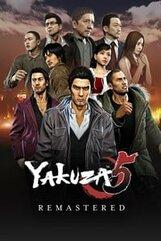 Yakuza 5 Remastered (PC) klucz Steam