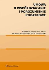 Umowa o współdziałanie i porozumienie podatkowe