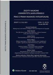 Zeszyty Naukowe UJ 2(152)/2021