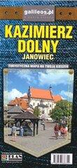 Mapa kieszonkowa - Kazimierz Dolny