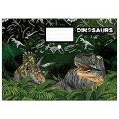 Teczka kopertowa A4 PP Dinozaur 11 DERFORM