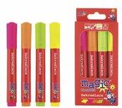Zakreślacz Magic 4 kolory KAMABEN