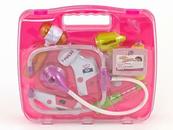 Zestaw lekarski z dźwiękiem w walizce 450301