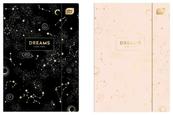 Teczka z gumką A4+ Metallic Dreams INTERDRUK mix p10