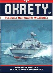 Okręty Polskiej Marynarki Wojennej Tom 36