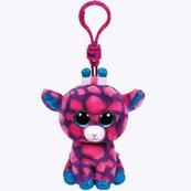 TY BEANIE BOOS SKY HIGH - różowa żyrafa 8,5cm 36639