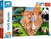 Puzzle 100el Piękno natury. Discovery Animal Planet. 16424 Trefl