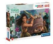 Puzzle 60 Maxi Super Kolor Raya & The Last Dragon
