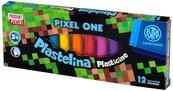 Plastelina Pixel One 12 kolorów ASTRA