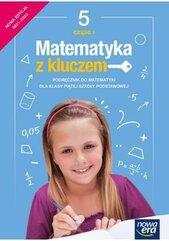Matematyka z kluczem SP 5 Podr. cz.1 2021 NE