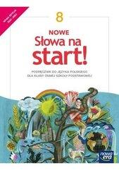 J.Polski SP 8 Nowe Słowa na start! Podr. 2021 NE