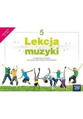Muzyka SP 5 Lekcja muzyki Podr. 2021 NE