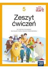 J.Polski SP 5 Nowe Słowa na start! ćw. 2021 NE