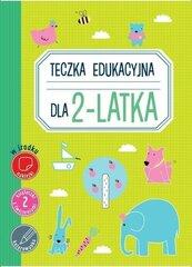 Teczka edukacyjna dla 2-latka