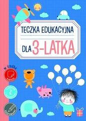 Teczka edukacyjna dla 3-latka