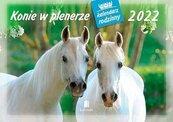 Kalendarz 2022 Rodzinny Konie w plenerze WL10