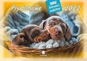 Kalendarz 2022 Rodzinny Psy domowe WL8