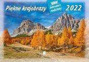 Kalendarz 2022 Rodzinny Piękne krajobrazy WL4