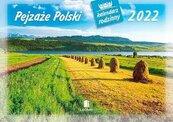 Kalendarz 2022 Rodzinny Pejzaże Polski WL3