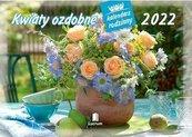 Kalendarz 2022 Rodzinny Kwiaty ozdobne WL2