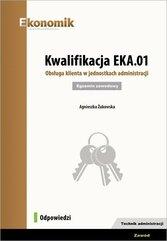 Kwalifikacja EKA.01. Obsługa klienta... Odpowiedzi