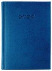 Kalendarz 2022 Dzienny A5 Vivella Niebieski 21D-04