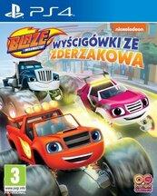 Blaze i Megamaszyny: Wyścigówki ze Zderzakowa (PS4) Polska wersja językowa!