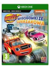 Blaze i Megamaszyny: Wyścigówki ze Zderzakowa (XOne /XSX) Polska wersja językowa!