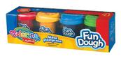 Masa plastyczna kolory Fun Dough 32032 Colorino Creative