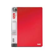 PROMO Teczka A4 20 koszulek Clear Book czerwona PAT6204