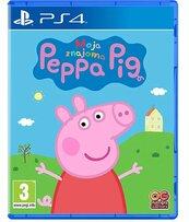 Moja znajoma Świnka Peppa (PS4) Pełna polska wersja językowa