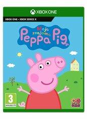 Moja znajoma Świnka Peppa (XOne /XSX) Pełna polska wersja językowa